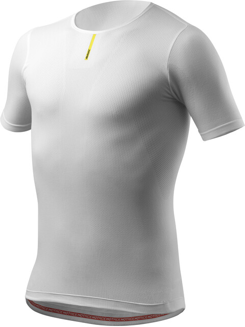 Mavic Hot Ride SS Tee Men White